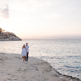 Laura loves Miguel. Coupleshooting auf Mallorca