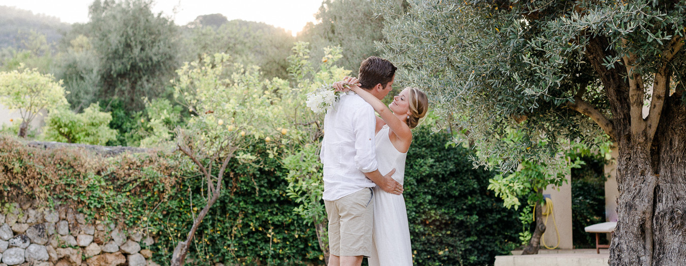 Kim & Markus. After Wedding Shooting im paradiesischen Mallorca